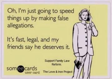 Make False Allegations - 2016