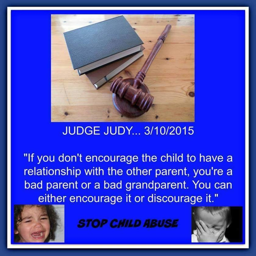 Judge Judy on Timesharing - 2016