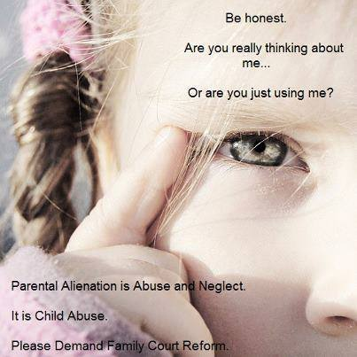 PAS is Child Abuse and Neglect