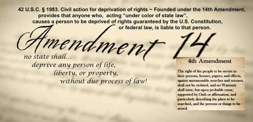 Amendment 14 US Constitution - 2015