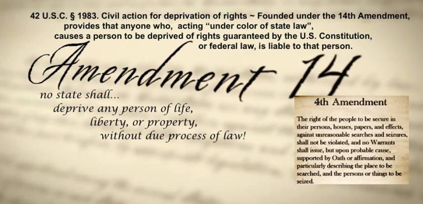 Amendment 14 US Constitution - 2015
