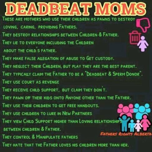 deadbeat mom pawn list - 2016