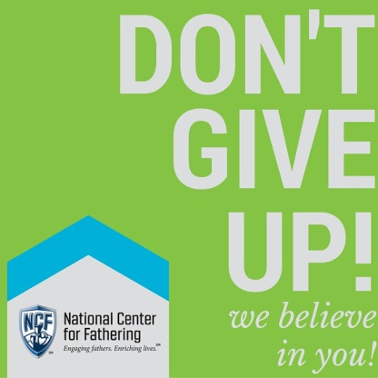 Do not give up - 2016