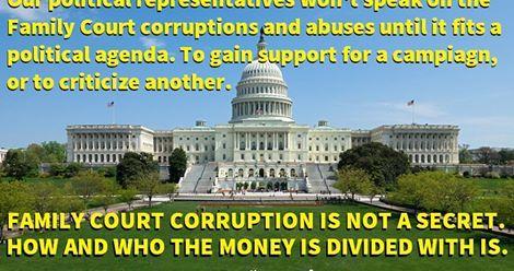 Family Court Corruption - 2016