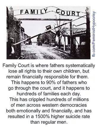 Fathers and Family Courts - 2015
