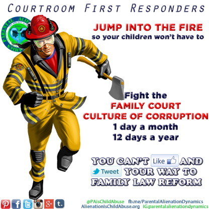 Fight Family Courts - 2015