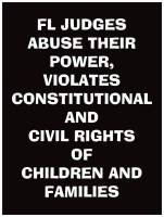 florida judges - 2015