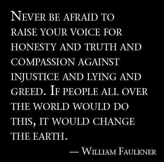 Never be Afraid - 2015
