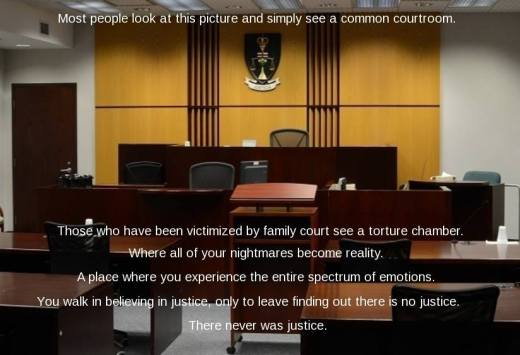 Victimized by Family Court - Judge Soto Miami Florida - 2015