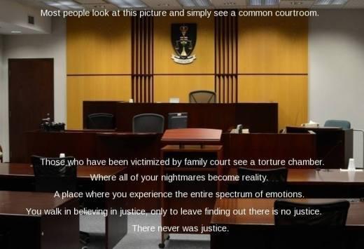 Victimized by Family Court - Judge Soto Miami Florida - 2015