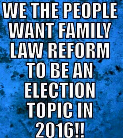 Family Law Reform - 2016
