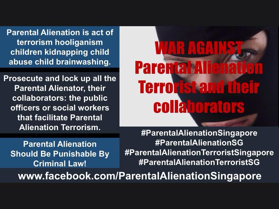 Parental Alienation is a CRIME - 2015