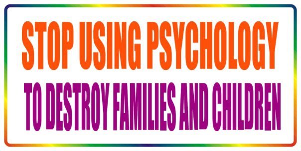 Stop using Psychiatry agaisnt Dads in Family Court - 2015