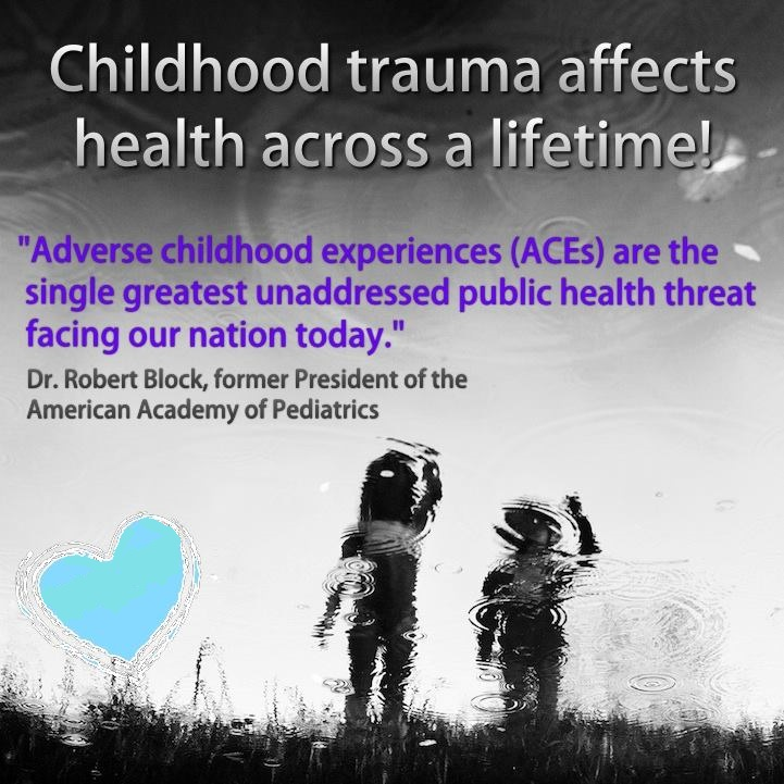 Childhood Trauma Family Courts - 2015