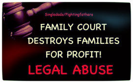 Legal Abuse Family Courts - 2016