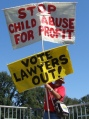 Stop Child Abuse For Profit - 2016