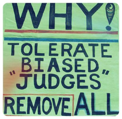 Bias Judges - 2016