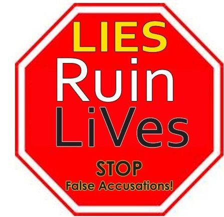 Lies Ruin Lives - 2016