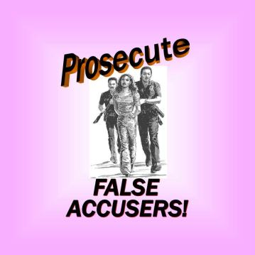 Prosecute False allegations of DV2 - 2016