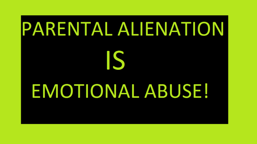 Parental Alienation is abuse 2015
