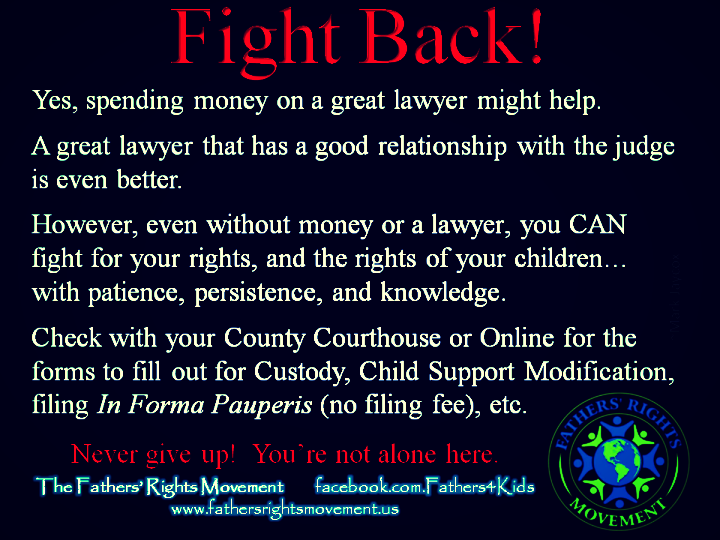 Fight Back - 2016